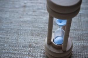 ホットアイマスク 効果 時計