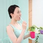 食欲抑制 歯磨き