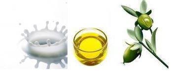 クレンジングミルク・ホホバオイル