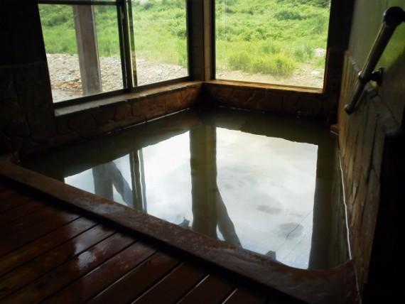 泡の湯温泉