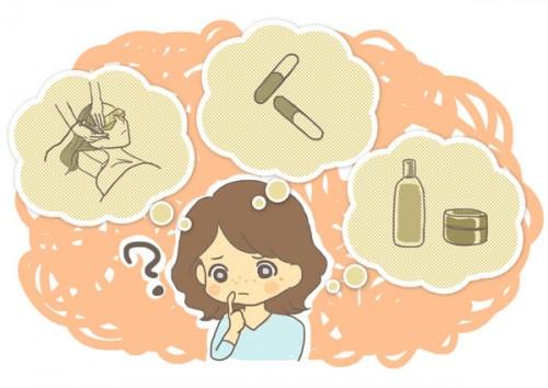 本当に正しいシミの消し方|美白化粧品・薬・レーザー・メイク