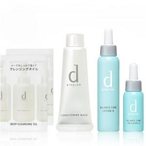 【医薬部外品】資生堂 dプログラム