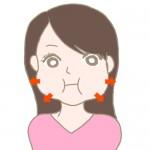 口角 上げる 顔体操