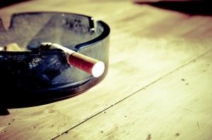 末端冷え性 改善_タバコ