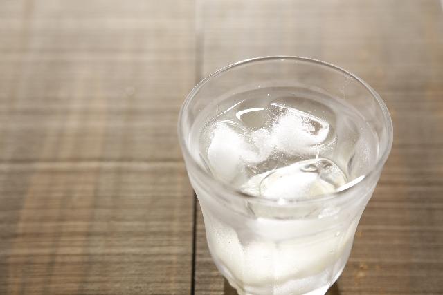 痩せる食べ物 水