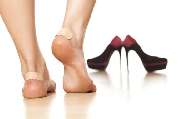 知るべき対処法【靴擦れ】