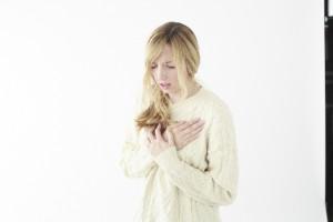 妊娠初期症状 胸の張り
