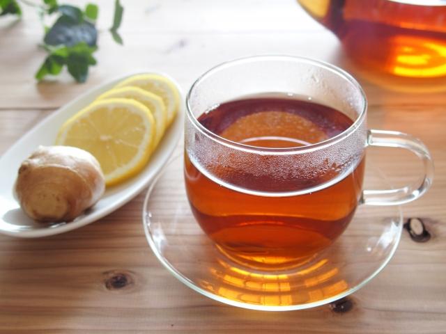 生姜ダイエット 生姜紅茶