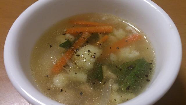 生姜ダイエット スープ