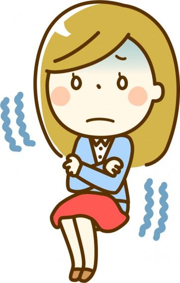 布ナプキン生理痛 冷え