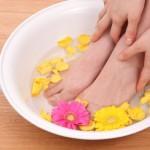 生理痛 緩和 足湯