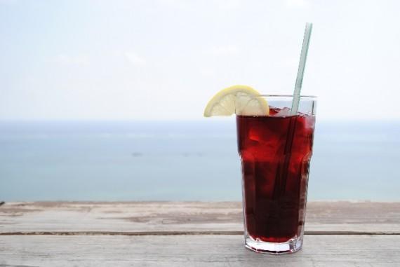 夏バテ 解消 冷たい飲み物