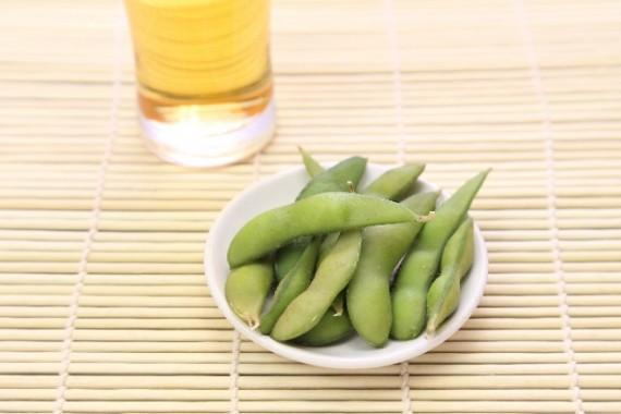 二日酔いに良い食べ物 予防 枝豆