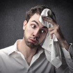 緊張でかく汗を予防する方法とすぐ止める方法3つ