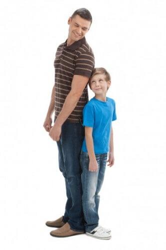 身長 遺伝