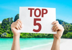 TOP5(ランキング)
