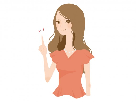 女 笑顔3