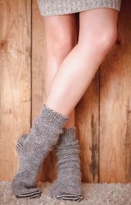 冷え性 靴下 足がむくむ