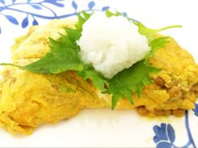 乾燥肌 食べ物 アボカド納豆オムレツ