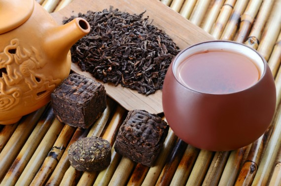 プーアル茶 ダイエット