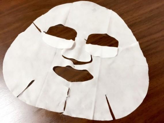 赤ちゃん肌シートマスク