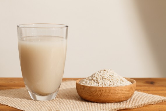 ライスミルク 作り方