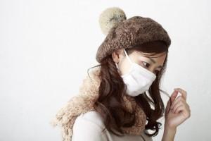 マスク 女性1