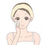 化粧水 つけ方7