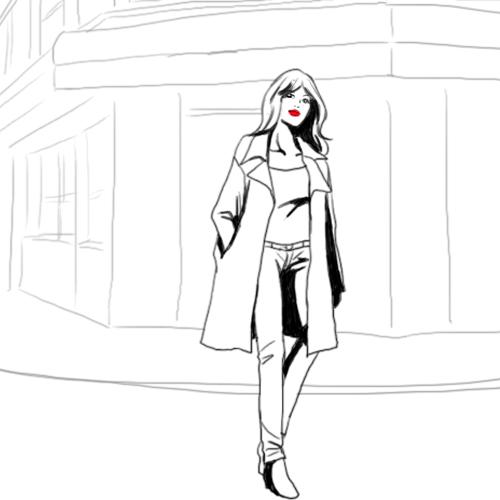 パリジェンヌ ファッション