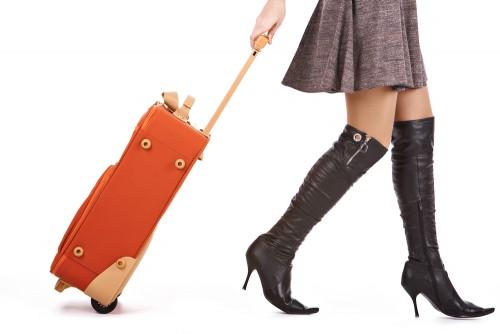 一人旅 女性
