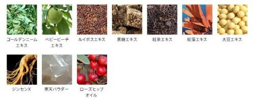 ポーラ D BBクリーム 10種類の保湿成分