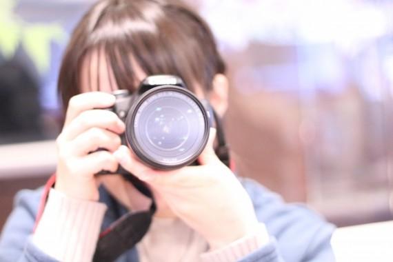 ストレス発散方法 カメラ