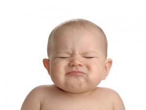 赤ちゃん 口臭 舌の汚れ