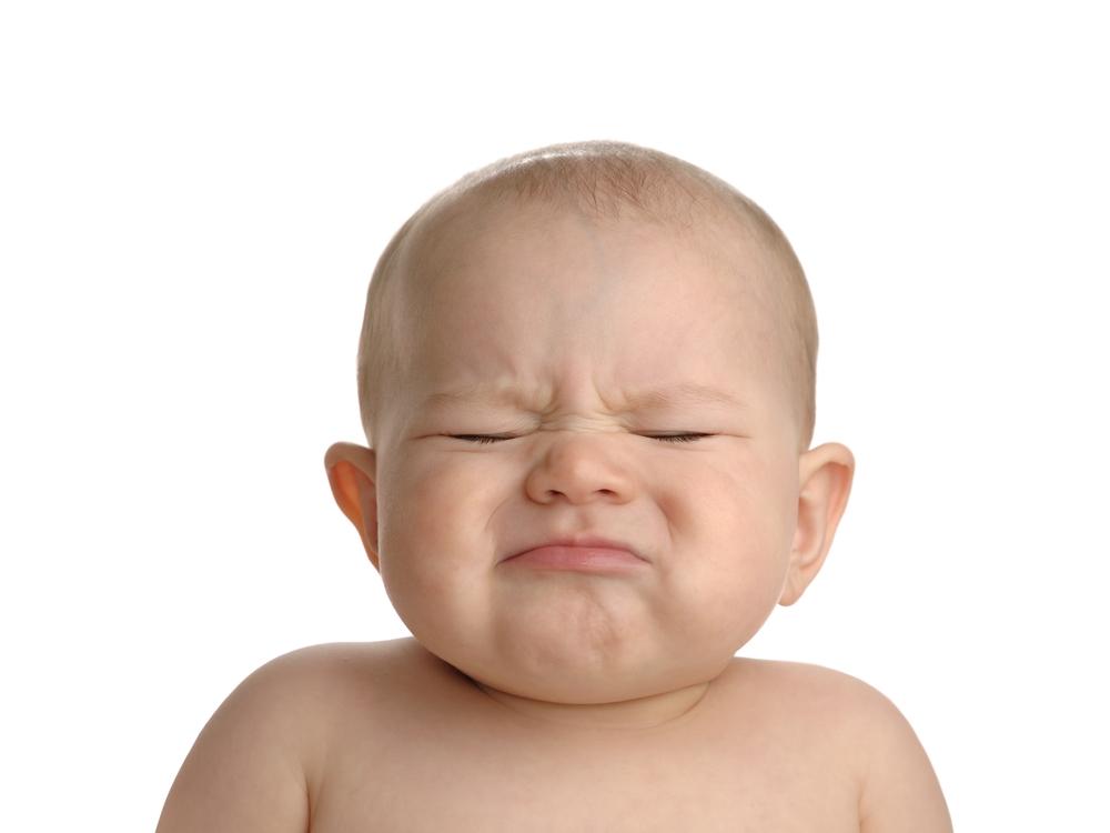 赤ちゃん 肌 乾燥