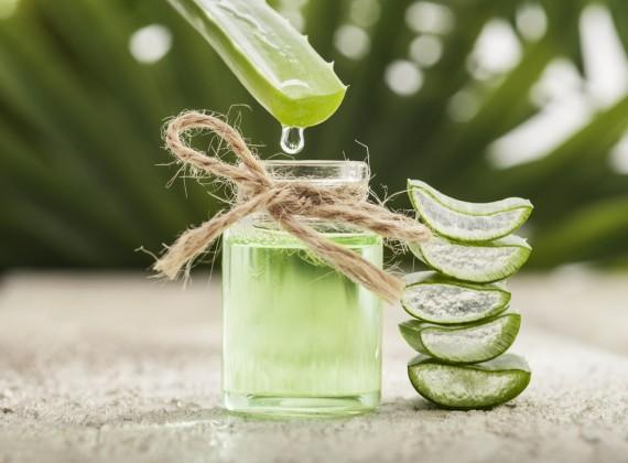 アロエ 化粧水