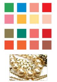 イエローベース カラー
