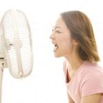 鼻の下の汗がイヤッ!3つの対策と汗で崩れにくい化粧の方法