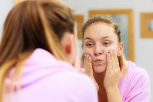 ゴシゴシ洗顔