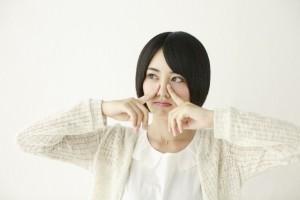 洗顔 角質③
