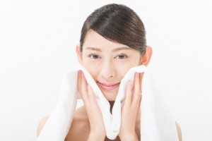 酵素洗顔 角栓②