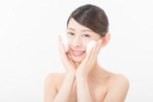 ニキビ 洗顔方法②