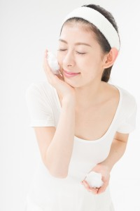 ニキビ 正しい 洗顔④