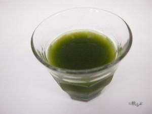 4つの野菜で作った九州産青汁