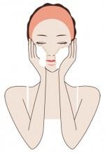 ④洗顔方法