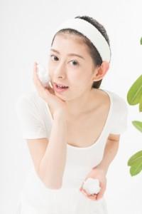 ニキビ 洗顔の仕方⑤