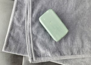 洗顔ブラシ 使い方③