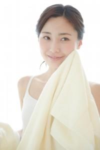 洗顔ブラシ 使い方②