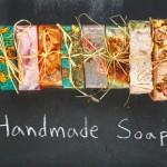 石鹸を手作りしてみよう!簡単お手軽なオリジナル石鹸の作り方