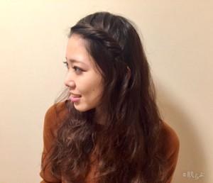 前髪 伸ばしかけ アレンジ