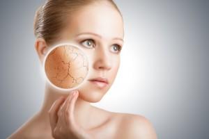 肌の不調 拭き取り化粧水